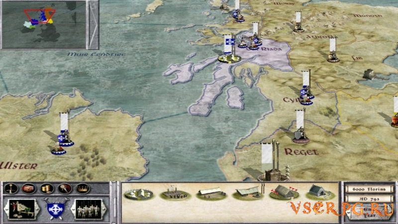 Medieval Total War: Viking Invasion screen 2