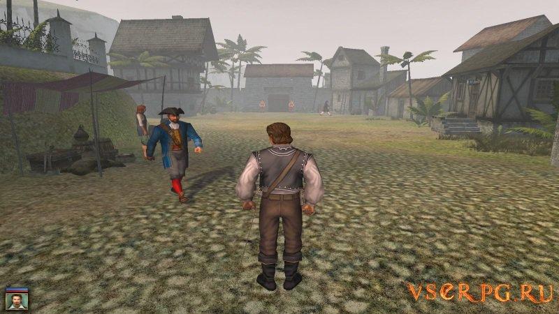 Пираты Карибского моря (Корсары 2) screen 3