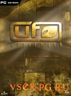 Постер игры UFO Aftermath