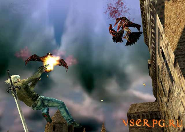 Devil May Cry 2 screen 1