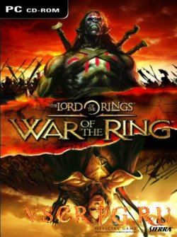 Постер игры The Lord of the Rings: War of the Ring