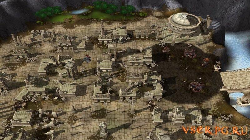 Властелин колец: Война кольца screen 3