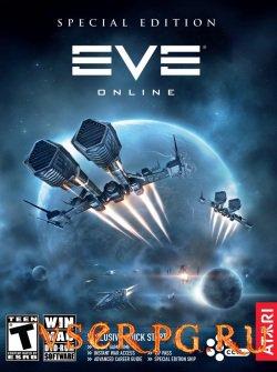 Постер игры EVE Online