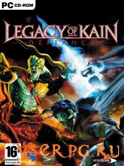 Постер игры Legacy of Kain Defiance