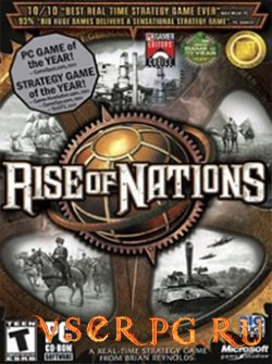 Постер игры Rise of Nations