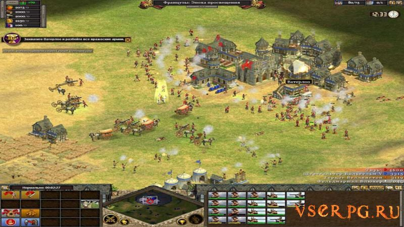 Rise of Nations screen 3