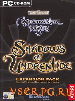 Постер игры Shadows of Undrentide