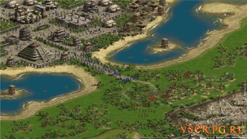 Завоевание Америки: В поисках Эльдорадо screen 3