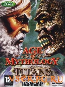 Постер игры Age of Mythology: The Titans