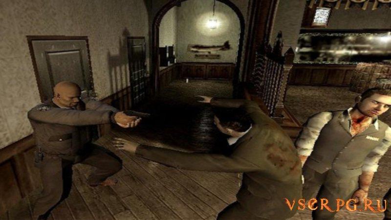 Resident Evil Outbreak screen 3
