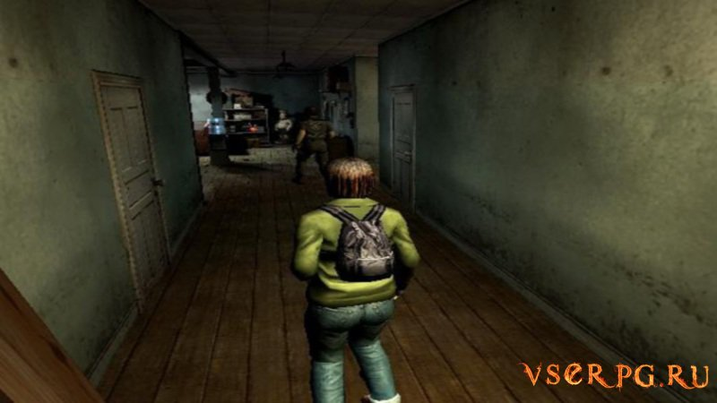 Resident Evil Outbreak screen 2