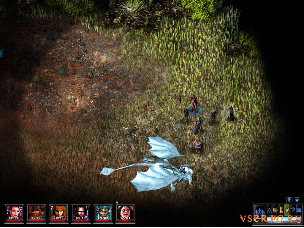 Temple of Elemental Evil screen 1