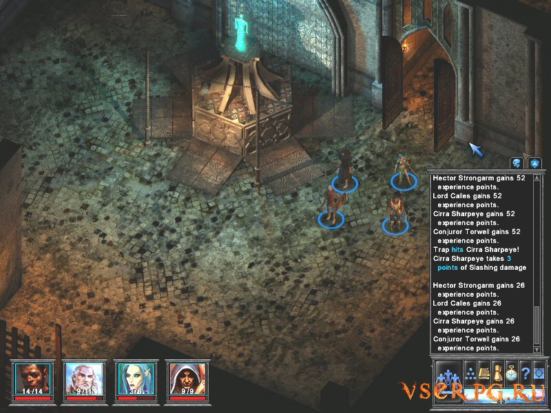 Temple of Elemental Evil screen 3