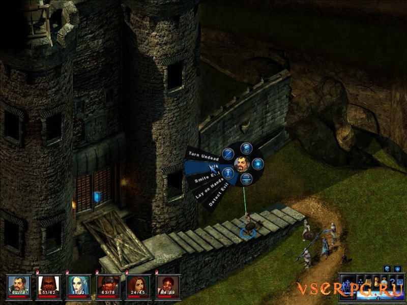 Temple of Elemental Evil screen 2