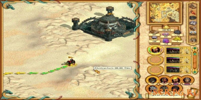 Герои 4: Вихри Войны screen 2
