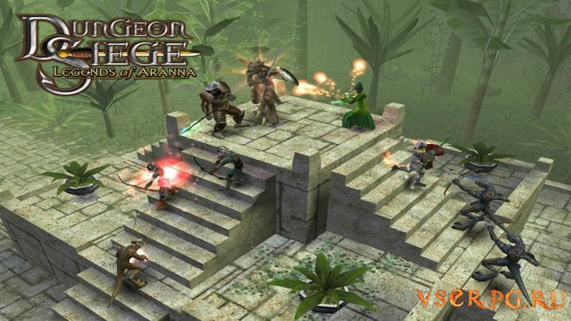Dungeon Siege: Legends of Aranna screen 3