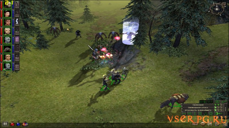 Dungeon Siege: Legends of Aranna screen 1