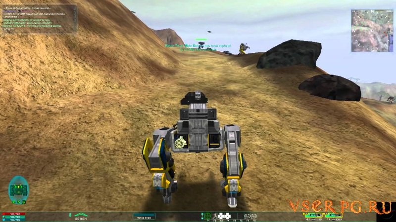 PlanetSide screen 1