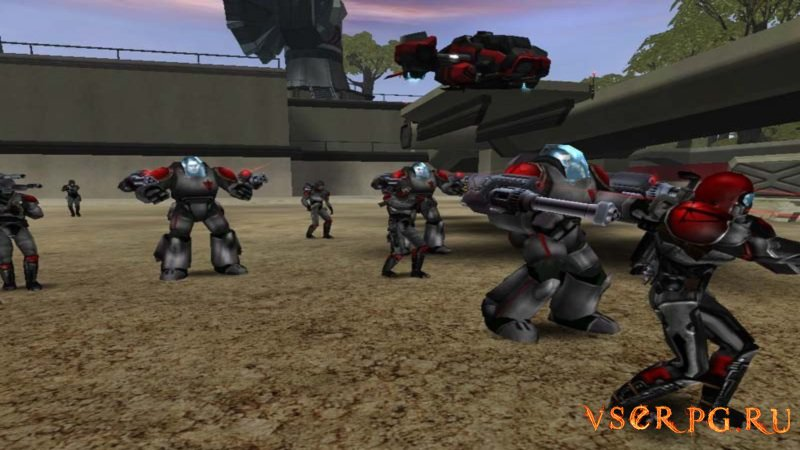 PlanetSide screen 2