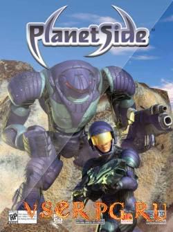 Постер игры PlanetSide