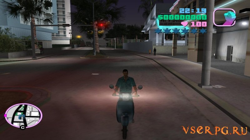 GTA Vice City screen 1