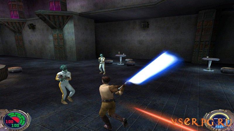 Star Wars Jedi Knight 2: Jedi Outcast screen 1