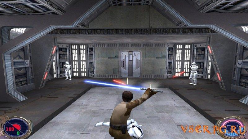 Star Wars Jedi Knight 2: Jedi Outcast screen 2