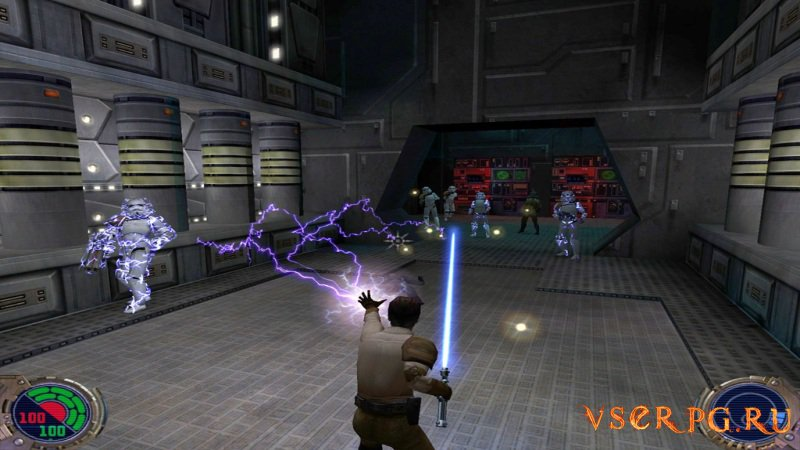 Star Wars Jedi Knight 2: Jedi Outcast screen 3