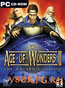 Постер игры Age of Wonders 2
