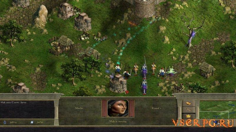 Age of Wonders 2 screen 2