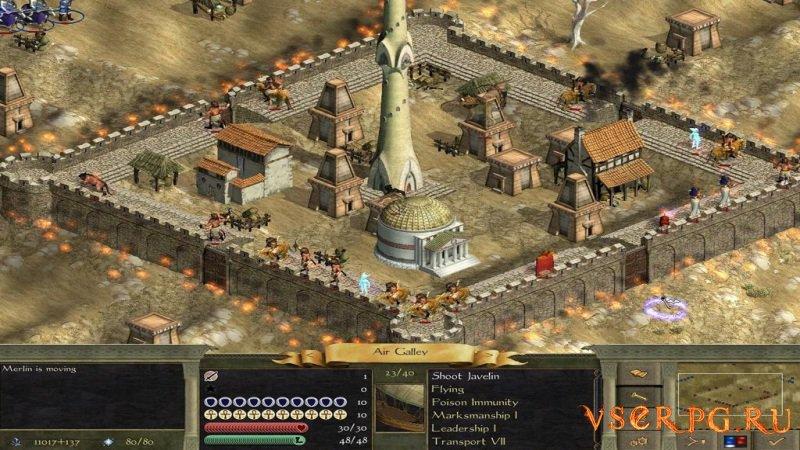 Age of Wonders 2 screen 3
