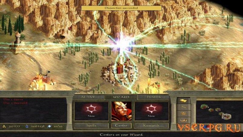 Age of Wonders 2 screen 1