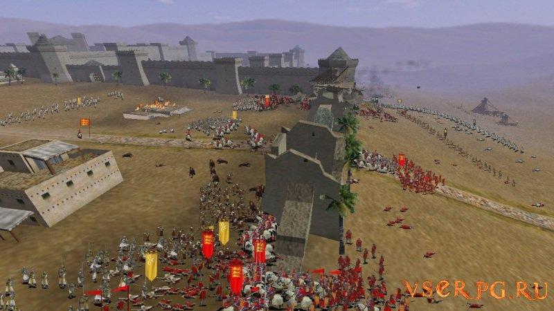 Medieval Total War screen 1
