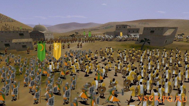 Medieval Total War screen 3