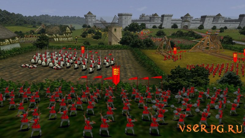Medieval Total War screen 2
