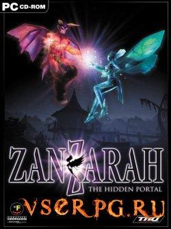 Постер игры Zanzarah
