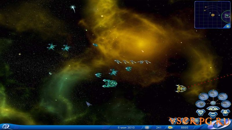 Space Rangers screen 1