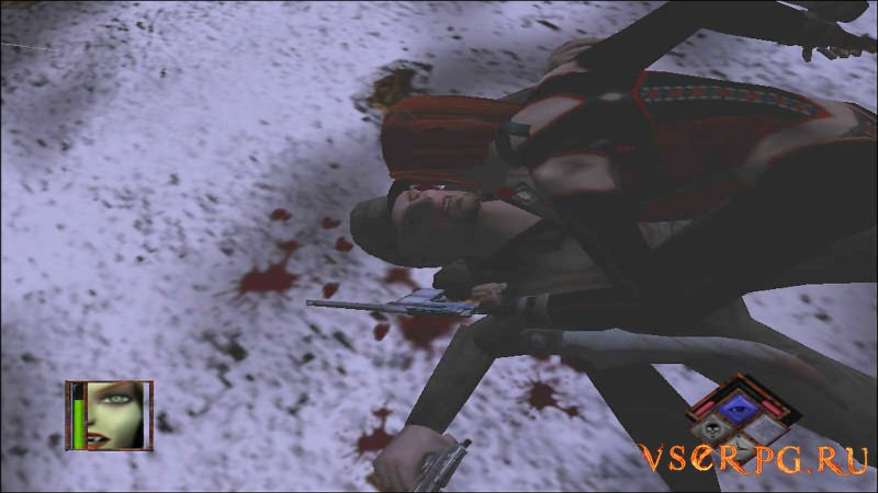 BloodRayne screen 3