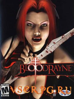 Постер игры BloodRayne