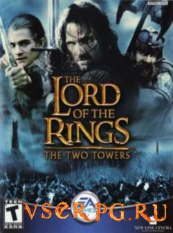 Постер игры The Lord of the Rings: The Two Towers
