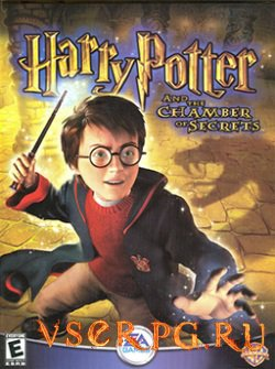 Постер игры Harry Potter and the Chamber of Secrets