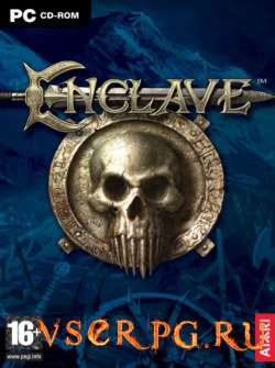 Постер игры Enclave