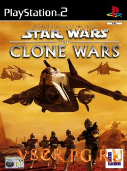 Постер игры Star Wars The Clone Wars