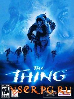 Постер игры The Thing