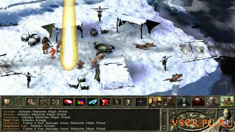 Icewind Dale 2 screen 1