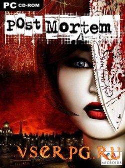 Постер игры Post Mortem