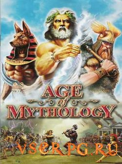 Постер игры Age of Mythology