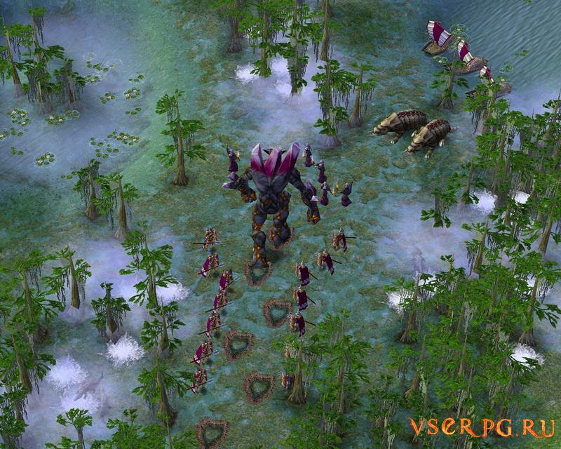 Age of Mythology screen 1