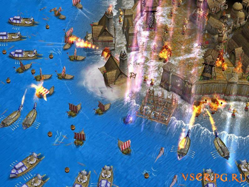 Age of Mythology screen 3