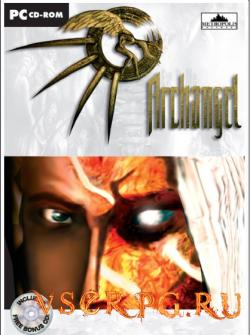 Постер игры Archangel